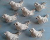 8 bird knobs, best seller cabinet knobs or drawer pulls