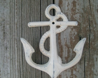 anchor hook beach towel rack pool hot tub lake cottage renovation nautical beach home decor Beach House Dreams Outer Banks wedding OBX