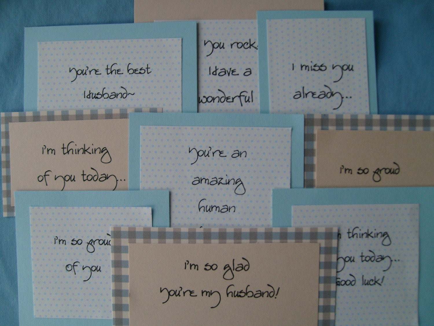 Husband Love Notes Lunch Box Notes In Treasury West