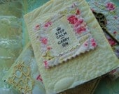 A Pocket-Size Inspiration Journal - Keep Calm and Carry On