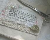 Blank Fabric Book