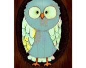 RESERVED FOR SARAH - Large Sweet Owl
