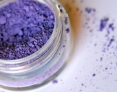 Purple Matte Mineral Eyeshadow - Wisteria - Velvet Collection - 5 gram sifter jar