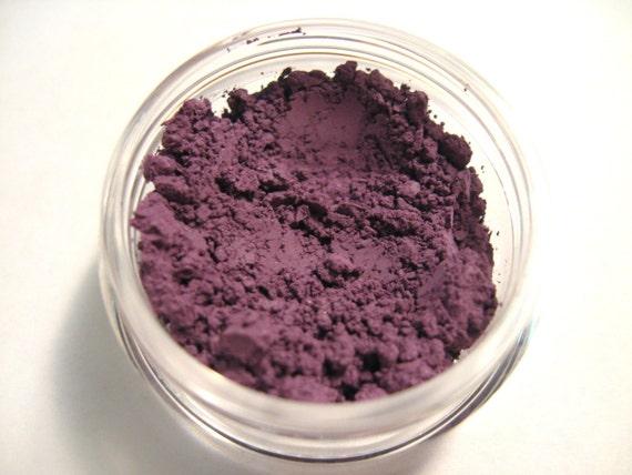 Mineral Eye Shadow - Brackenridge Purple - Velvet Collection - 5 gram sifter jar