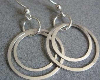 double hoops