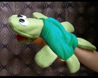Tucker Hand Puppet