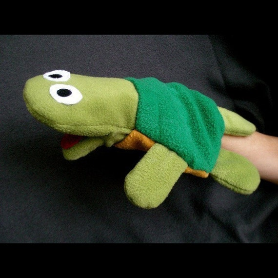 Toddler-Safe Tucker the Turtle