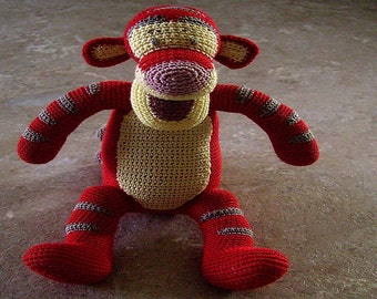 Bonnie's crochet  cotton thread Item, collectible,  animal, doll/not a Toy
