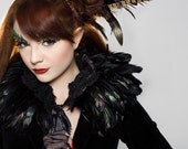 Coque Feather Collar- THE CARRION