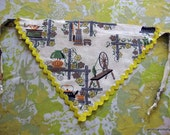 Housewife Kerchief - Fairytale Kitchen