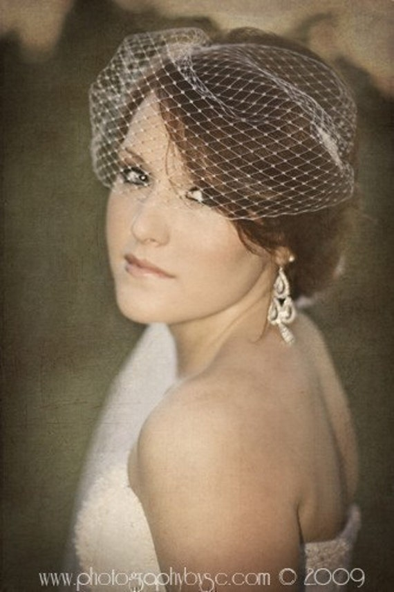 Was 24.95 Now 18.95.  Limited Time Only. Bandeau-style Veil  READY TO SHIP