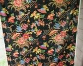 Floral Chintz Fabric. Home Decor Fabric. 3 Different Pieces. Sale. Destash