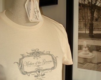 SALE-Mother of the Groom Shirt-Size LARGE