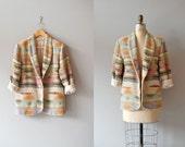 southwest jacket / blanket coat / Anatuya coat