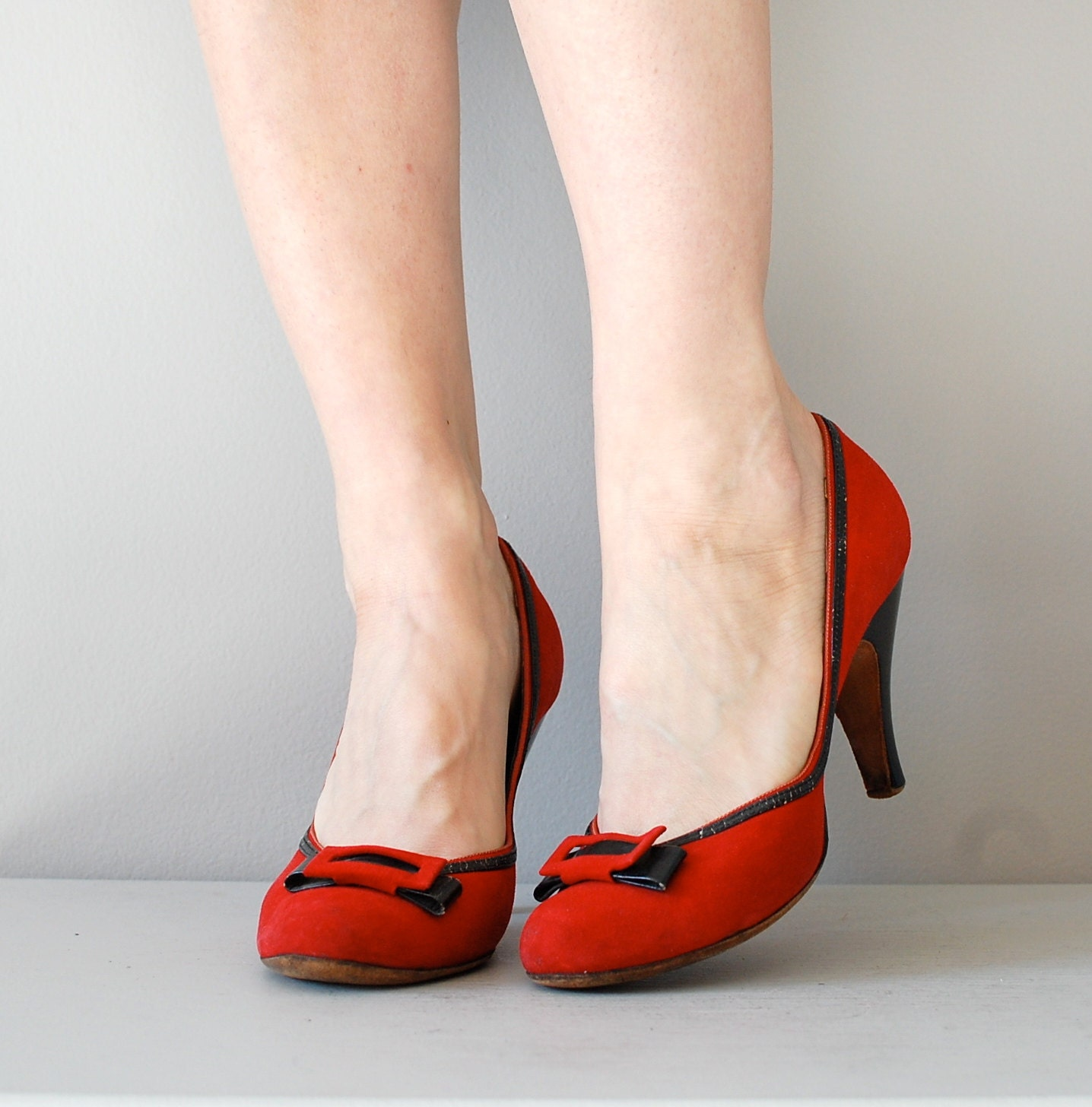 1950s Girl Shoes Il Fullxfull