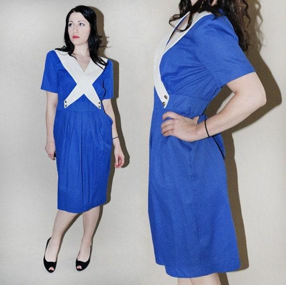 Majorette Sailorette Dress MED