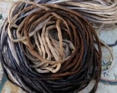 4mm hand rolled silk string- STONEHAVEN