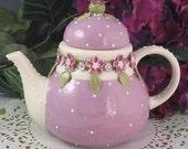 Ring Around the Teapot