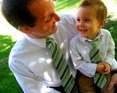 Like Father, Like Son Ties