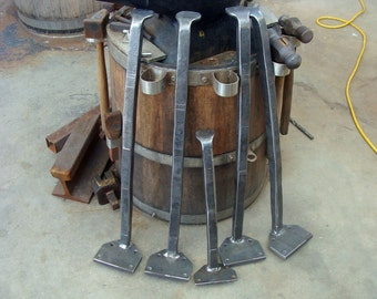 Forged Metal Table Leg Set  (set of 4)
