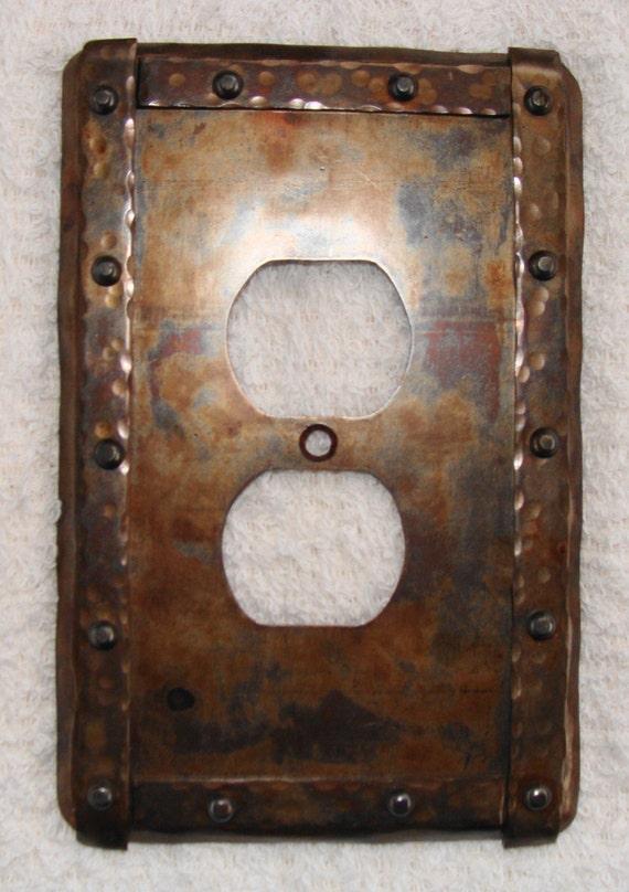 Bronze Switch Plates