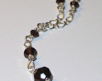 Chocolate Delight Necklace