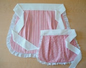 Garden Party Mother Daughter Aprons - Reversible