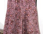 Modest Mama Sassy Skirt in Mosaic Pattern  Free USA Shipping