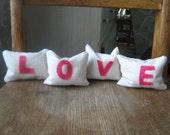 Mini Bags of LOVE