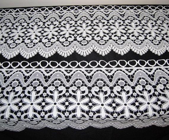 Vintage Crochet  Valances