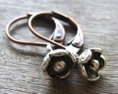 silvery pixie bell earrings - the essentials range