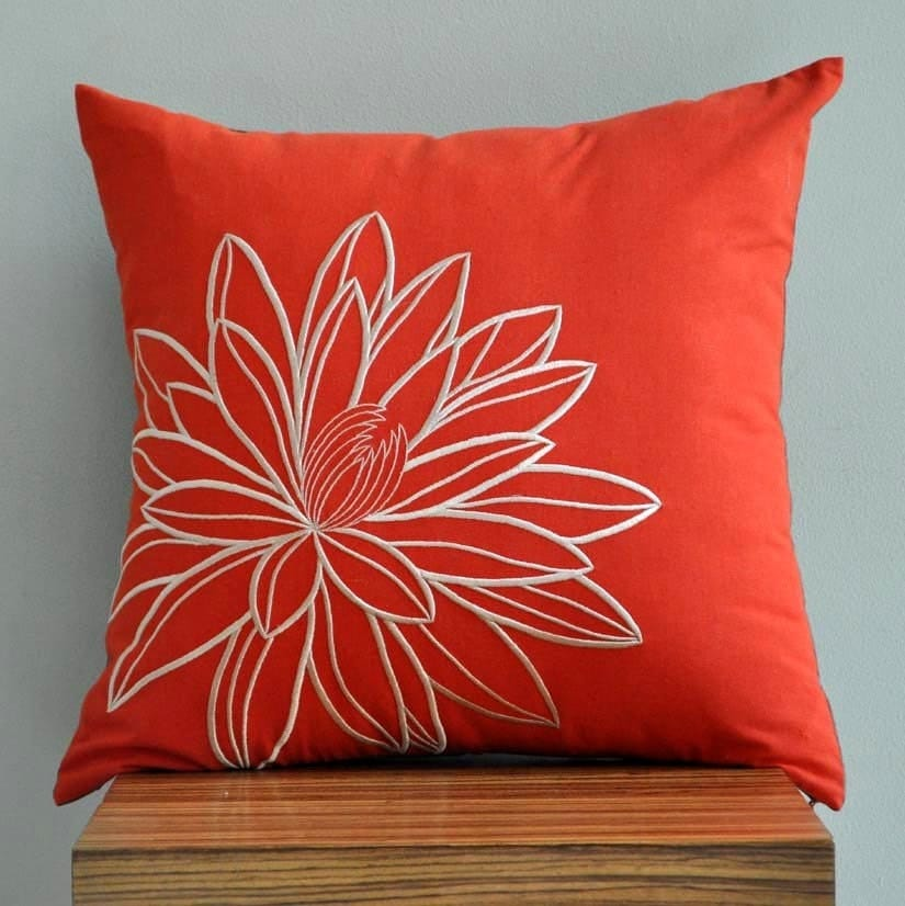 Decorative Pillow Cases : Throw Pillow Cover Accent Pillow Pillow Case Cushion Cover