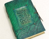 DRAGON. Leather Journal.