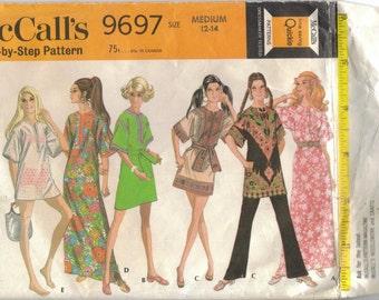 McCall's Pattern 9697 size 12-14 -1969
