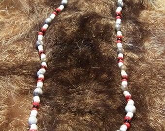 Corn Necklace Cherokee Tears Job's Tears