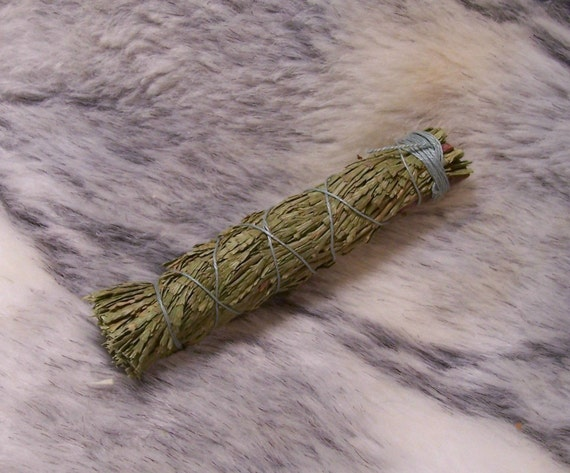 Cedar Smudging Bundle (small)