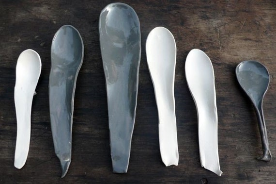 assorted spoons