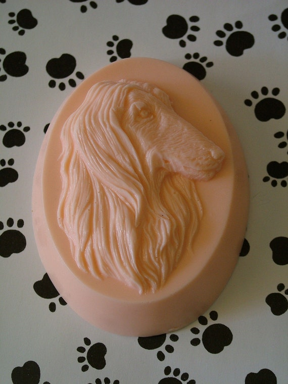 Afghan Hound Soap Pack AH3