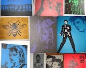 Custom 8x10 Canvas Painting For EireGirl