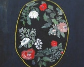 on sale vintage flowers print - britthermann