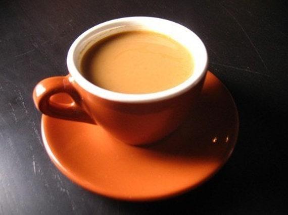 Caffeine free coffee substitute