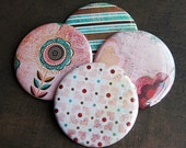 Pocket Mirrors Special - Buy 3, Get 1 Free - Teacher Gifts, Party Favors, or Thank You Gifts