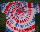4XL Tie Dye Tshirt