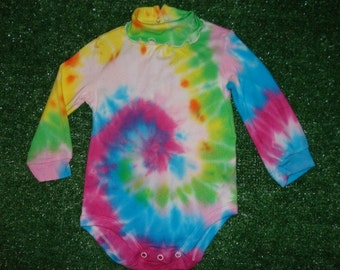 12 mo. Tie Dyed Bodysuit