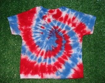2T Tie Dye Tshirt
