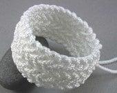 triple herringbone weave adjustable cuff rope bracelet knotted beach rope jewelry 1454