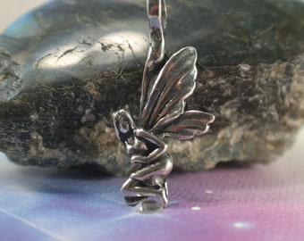 Fairy of Transformation pewter pendant charms fantasy jewelry findings