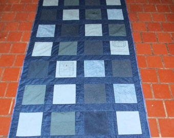 Memory Quilt made with your choice of clothing items