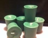 6 pack Lemongrass Soy Votives