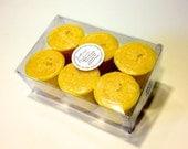 Buttered Popcorn Soy Votives - 6 pack